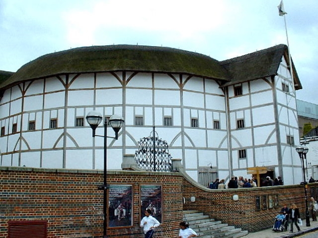 The Globe Theater, London
